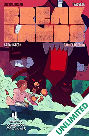 Breaklands Season Two (comiXology Originals) #4 (of 5)
